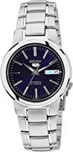 Seiko Men's SNKA05K Seiko 5 Automatic Blue Dial Stainless Steel Watch