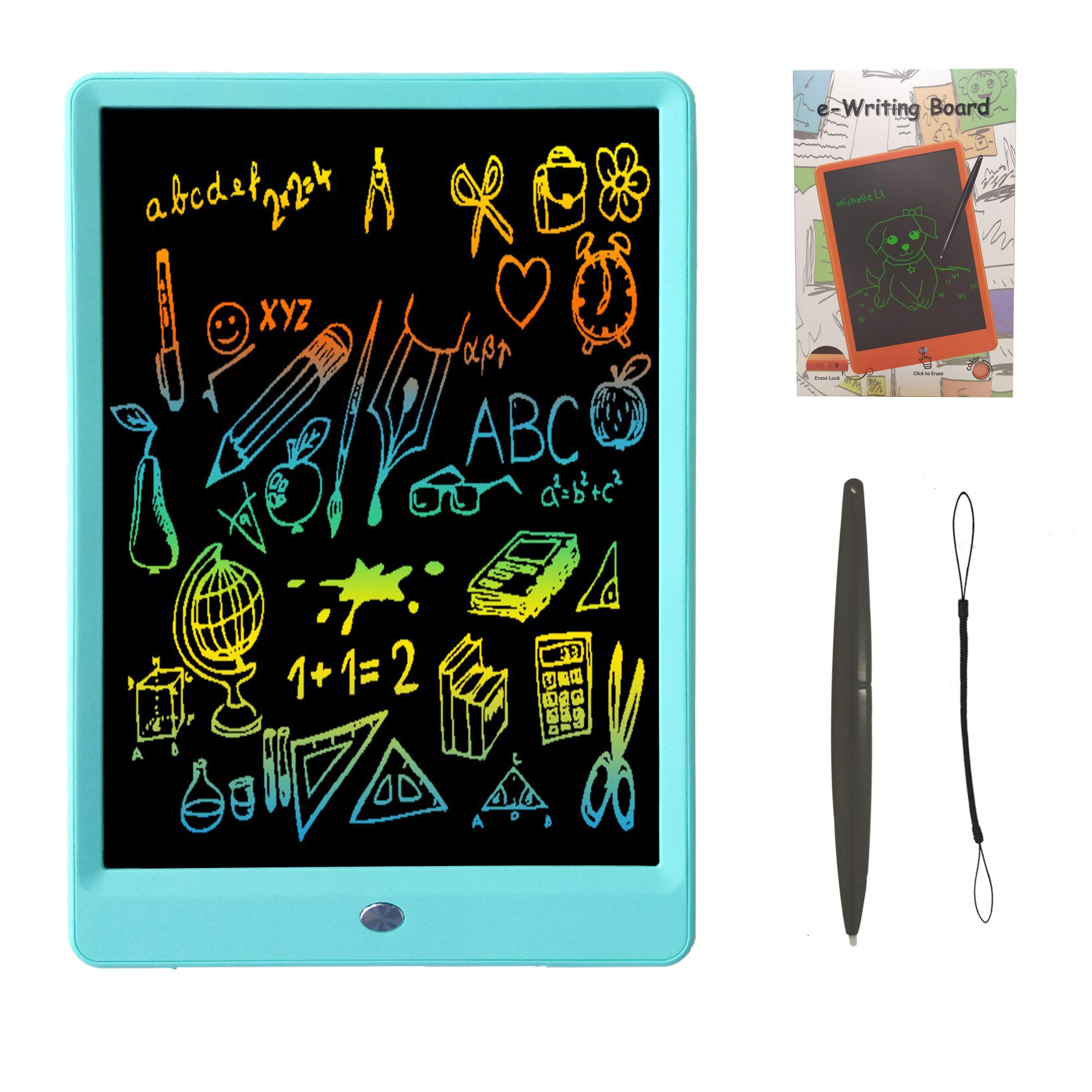Drawing Tablet Writing Colorful Electronic
