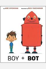 Boy and Bot Kindle Edition