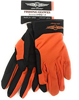 MC works'/MCワークス FINESS GLOVE FG2 OR×BK (フィネスグローブ2)NEW