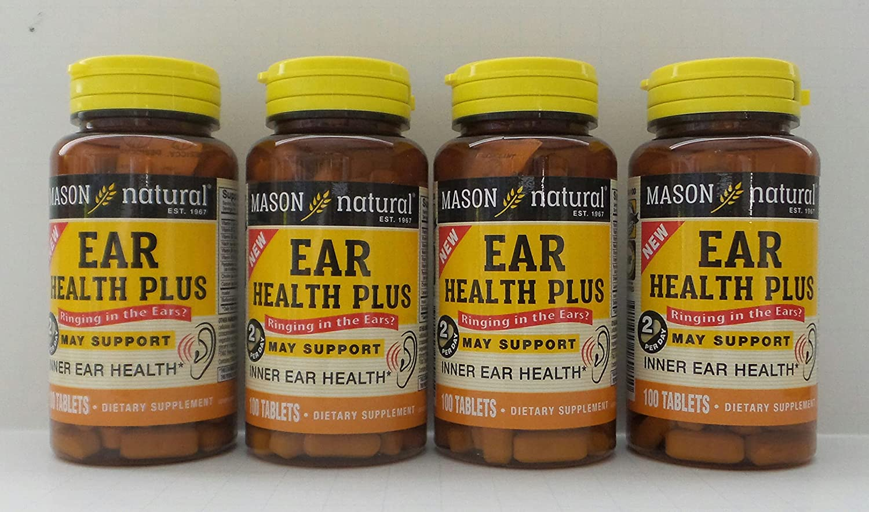 Mason Popularity Natural Advance Ear Health 100 Formula Plus Ranking TOP13 Bioflavonoids