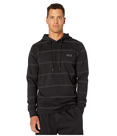 RVCA Jetty Hoodie (Black) Men