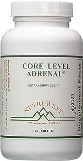 Nutri-West - Core Level Adrenal - 120