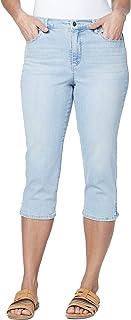 womens Amanda Capri Jeans