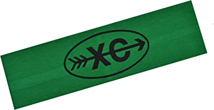 Funny Girl Designs XC Cross Country Running Cotton Stretch Headband -