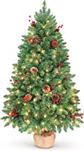 4ft decorated christmas tree