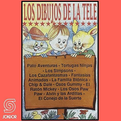 Los Dibujos de la Tele by Los Tutti Frutti on Amazon Music ...