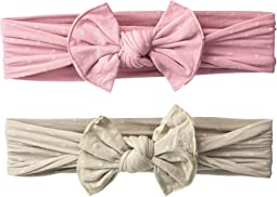 2-Pack Pattern Knot (Infant/Toddler)