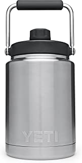 YETI Rambler Vacuum Insulated Stainless Steel Half Gallon Jug with MagCap