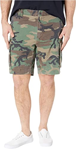 Big & Tall Gellar Cargo Shorts