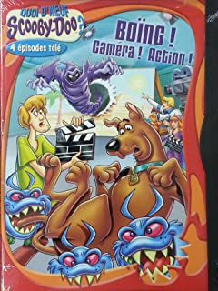 QUOI D'NEUF SCOOBY-DOO: BOING! CAMERA! ACTION!