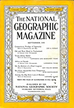 National Geographic Magazine: September 1938