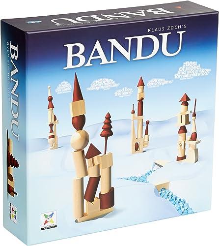 Venschwarzd Forlag Bandu Stapeln Spiel