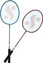 Silver's Unisex Adult Sil-Sm-Jr-Combo 4 Kids Aluminum Badminton Racquet - Multicolor, G3