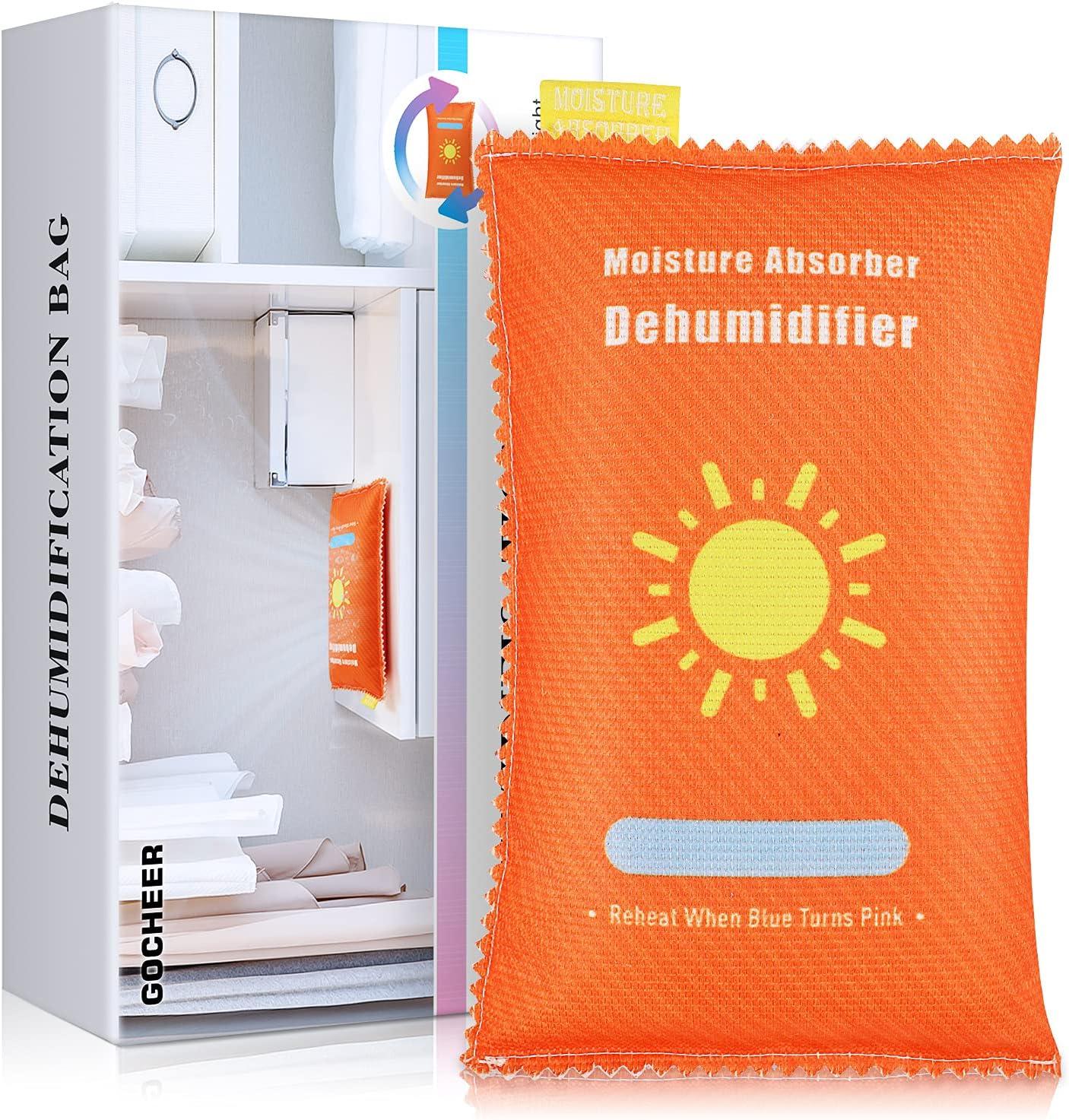 Gocheer Reusable Moisture Absorber fo Hangable Dehumidifier Charlotte Limited time cheap sale Mall Bag