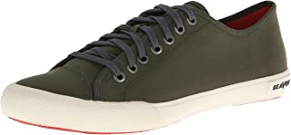 SeaVees Men`s Army Issue Low Standard Casual Sneaker
