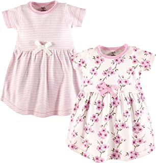 Touched by Nature Baby Girls' Organic Cotton Dress,...