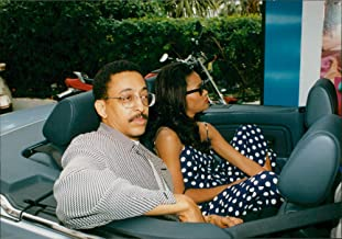 Vintage photo of Gregory Oliver Hines with robin givens.