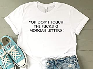 Fucking Morgan Letters Shirt RHONY Real Housewives New York Bravo Sonja