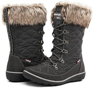 GLOBALWIN Women's 1731 Winter Snow Boots