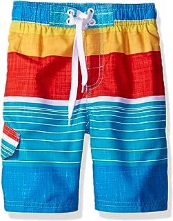 Kanu Surf Boys' Viper Quick Dry UPF 50+ Beach Swim Trunk