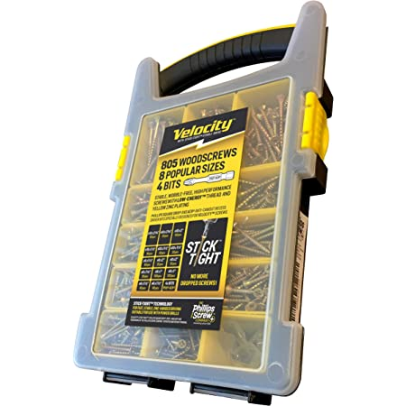 Details about  /TIMco Velocity Advanced Wood Screws TX Drive