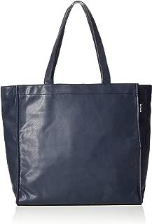 [亚麻]托特包 合成革 方形手提包