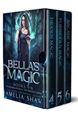 Bella's Magic: Books 4-6 (Daughters of the Warlock box-sets Book 2) (English Edition) Format Kindle