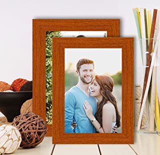 Art Street Synthetic Wood Wall & Table Photo Frame