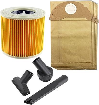 Amazon.es: H.E. - Juegos de accesorios para aspiradoras ...