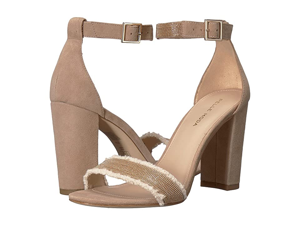 Pelle Moda Bonnie 6 (Sand Linen) High Heels