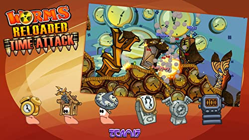 Worms Reloaded - Time Attack Pack [PC Code - Steam]