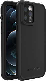 LifeProof Fre, LIVE 360˚ - WATER. DIRT. SNOW. DROP. Four PROOFS. Zero DOUBT. for Apple iPhone 12 Pro Max - Black