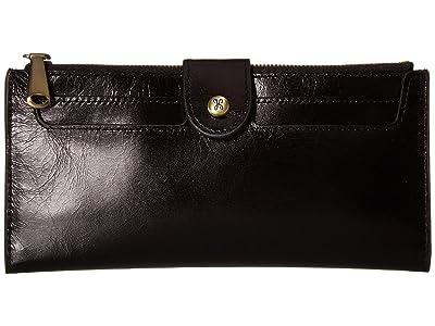 Hobo Dunn (Black) Continental Wallet