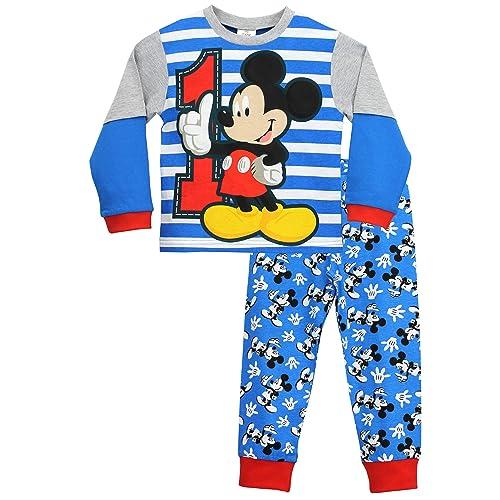 ea4ff72ed Mickey Mouse Pajamas: Amazon.co.uk