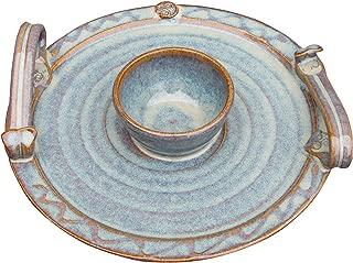 handmade pottery trays