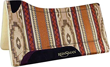 Reinsman Contoured Square Pad w/Fleece