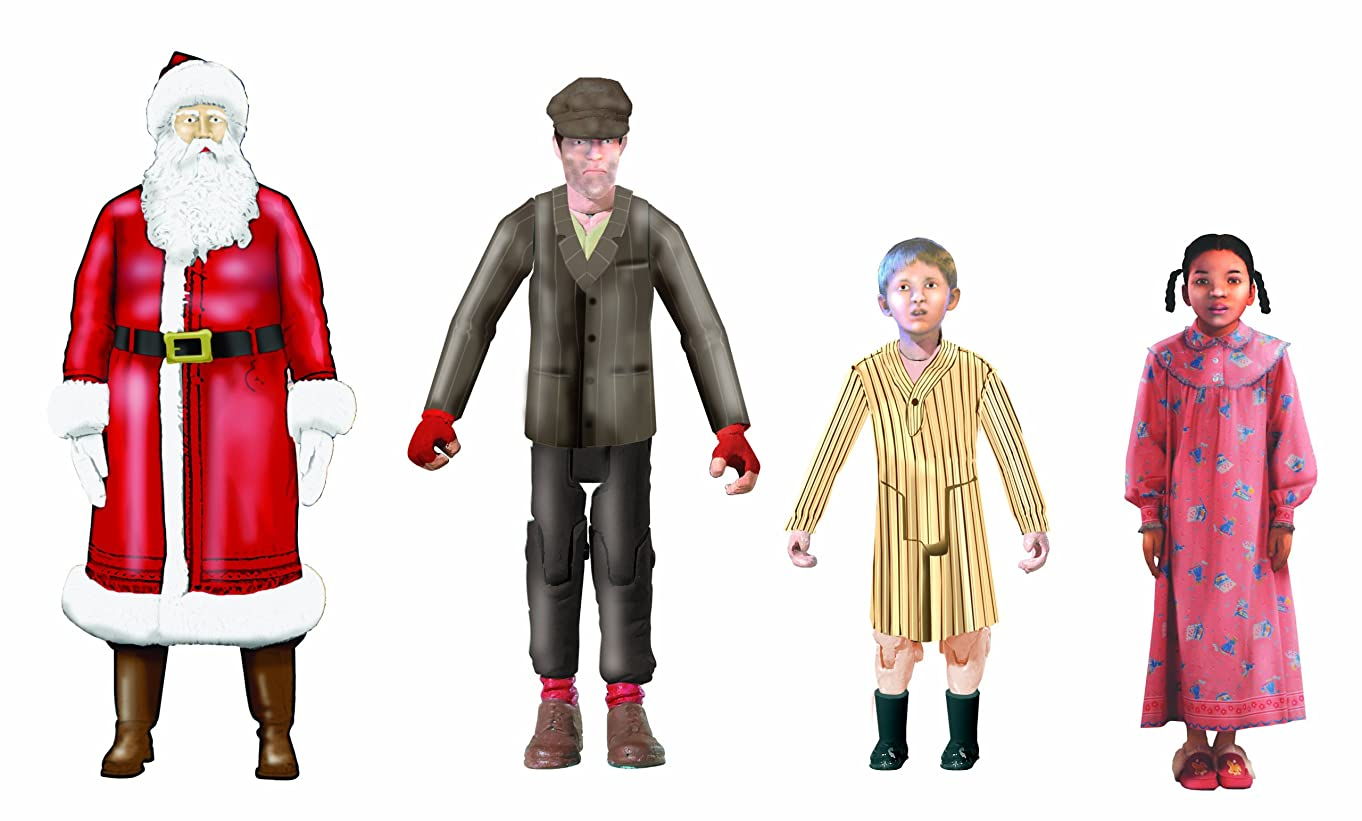 Lionel Polar Express Add On Figures
