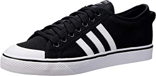 adidas Originals Nizza Shoes 5.5 B(M) US Women / 4.5 D(M) US Core Black/FTWR White/FTWR White