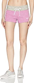 Champion Womens CEWM61 Life Women's European Collection French Terry Short (Limited Edition) Short