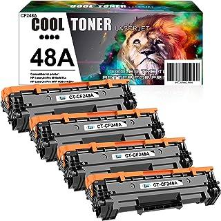 Cool Toner Compatible Toner Cartridge Replacement for HP 48A CF248A Toner Cartridge HP Pro M15w MFP M29w M28w Toner M15a M...