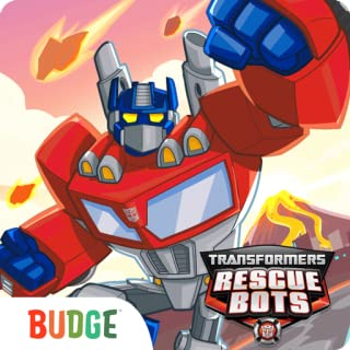 transformers rescue bots disaster dash