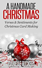 A Handmade Christmas: Verses & Sentiments for Christmas Card Making
