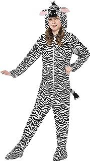 Smiffy Zebra Child Costume-