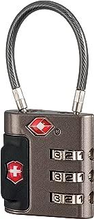 victorinox travel sentry cable lock