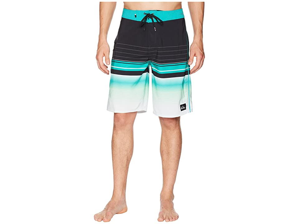 Quiksilver Highline Swell Vision 21 Boardshorts (Atlantic Deep) Men