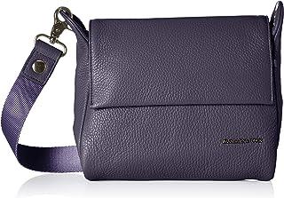 Mandarina Duck Mellow Leather Tracolla Schultertasche