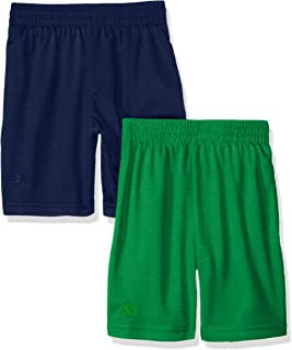 boys navy pe shorts