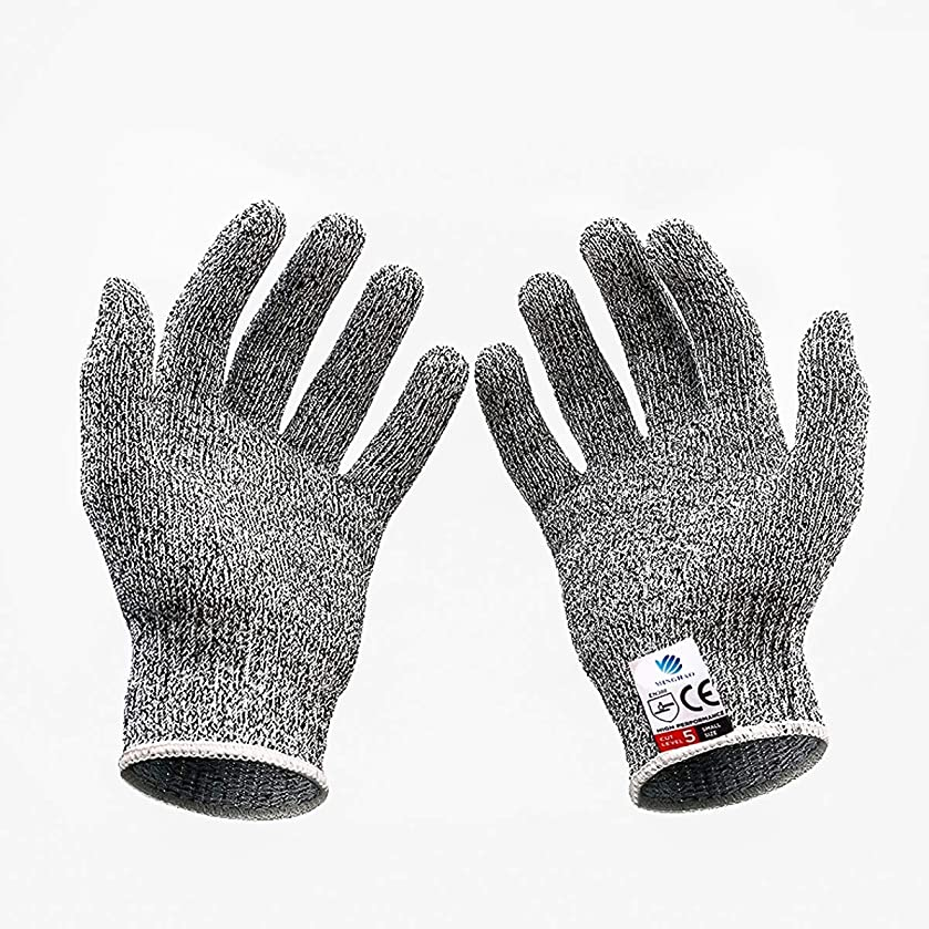 Cut Resistant High Performance Work Safety Gloves Level 5 Protection Gardening Tools Accessory