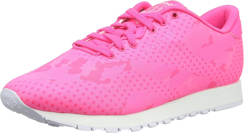 Reebok Classic Nylon Jacquard Womens Sneakers